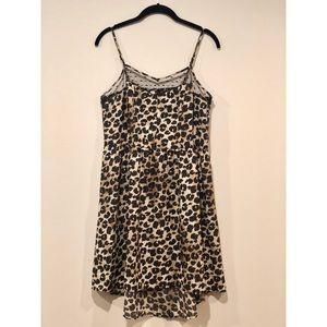 Xhilaration Animal Print Dress